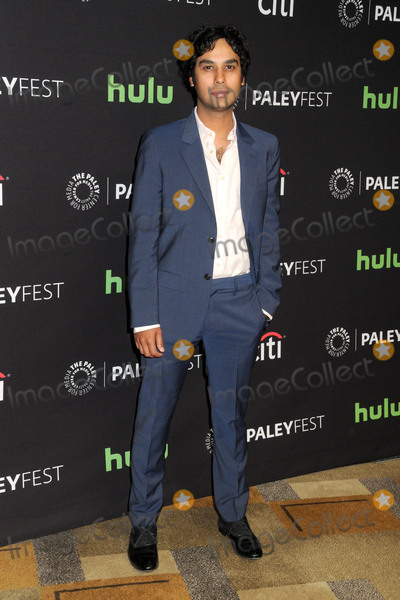 Kunal Nayyar Photo - 16 March 2016 - Hollywood California - Kunal Nayyar 33rd Annual PaleyFest - The Big Bang Theory held at the Dolby Theatre Photo Credit Byron PurvisAdMedia