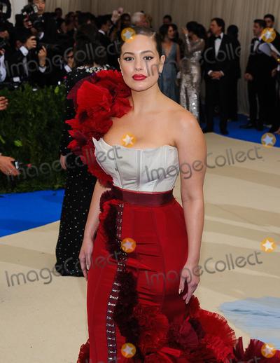Ashley Graham Photo - 01 May 2017 - Ashley Graham 2017 Metropolitan Museum of Art Costume Institute Benefit Gala at The Metropolitan Museum of Art Photo Credit Christopher SmithAdMedia