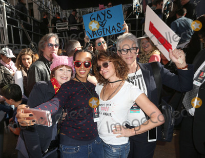 Jamie Lee Curtis Photo - 21 January 2017 - Los Angeles California - Kerry Washington Jennifer Grey Jamie Lee Curtis Womens March in Los Angeles California Photo Credit F SadouAdMedia