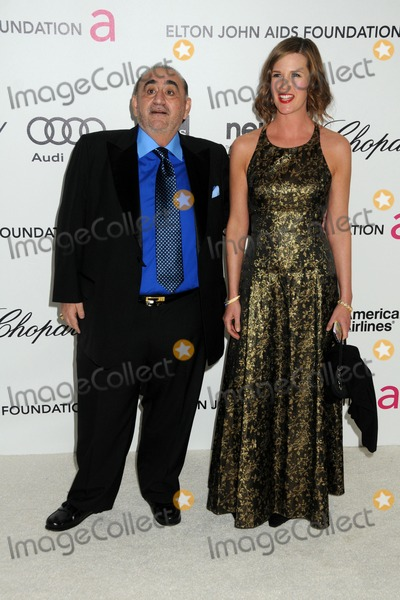 Adria Tennor Photo - 26 February 2012 - West Hollywood California - Ken Davitian Adria Tennor 20th Annual Elton John Academy Awards Viewing Party held at West Hollywood Park Photo Credit Byron PurvisAdMedia
