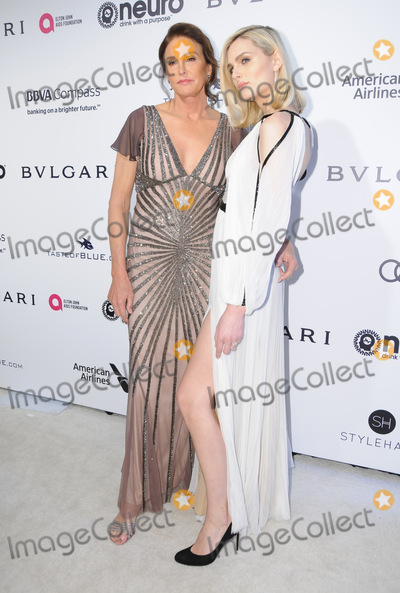 Andreja Pejic Photo - 26 February 2017 - West Hollywood California - Caitlyn Jenner Andreja Pejic 25th Annual Elton John Academy Awards Viewing Party held at West Hollywood Park Photo Credit Birdie ThompsonAdMedia