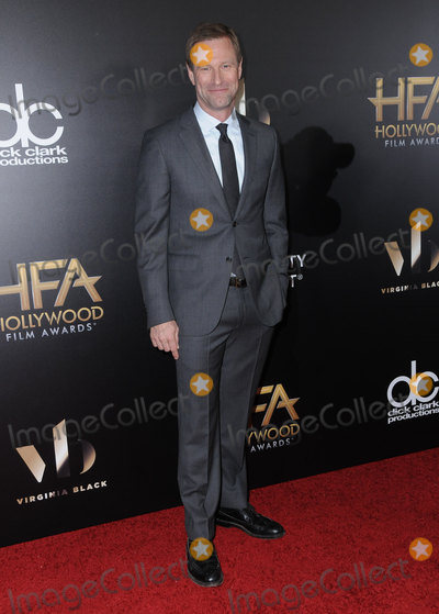 Aaron Eckhart Photo - 06 November 2016 - Beverly Hills California Aaron Eckhart 20th Annual Hollywood Film Awards held at Beverly Hilton Hotel Photo Credit Birdie ThompsonAdMedia
