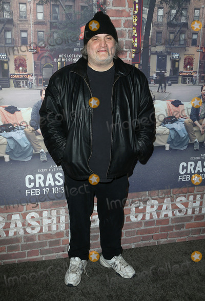 Artie Lange Photo - 15 February 2017 - Hollywood California - Artie Lange Los Angeles premiere of HBOs Crashing held at Avalon Hollywood Photo Credit AdMedia