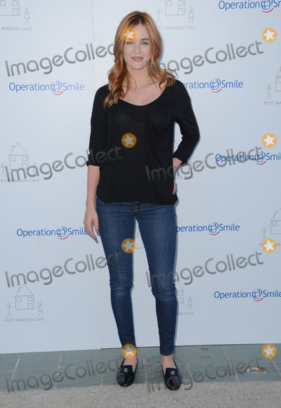 Ambyr Childers Photo - 21 November - Beverly Hills Ca - Ambyr Childers Arrivals for the Petit Maison Chic And Operation Smile Kids Charity Fashion Show held at a private residence Photo Credit Birdie ThompsonAdMedia