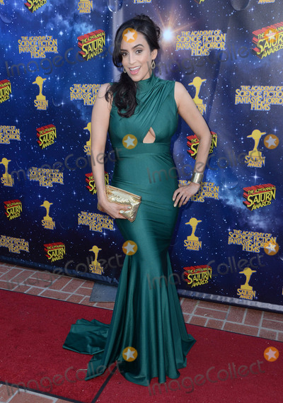 Valerie Perez Photo - 22 June 2016 - Burbank Valerie Perez Arrivals for the 42nd Annual Saturn Awards held at The Castaway Photo Credit Birdie ThompsonAdMedia