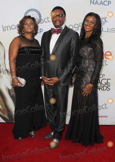 Judge Greg Mathis Photo - 6 February 2015 - Pasadena California - Judge Greg Mathis 46th Annual NAACP Image Awards held at the Pasadena Civic Auditorium Photo Credit F SadouAdMedia