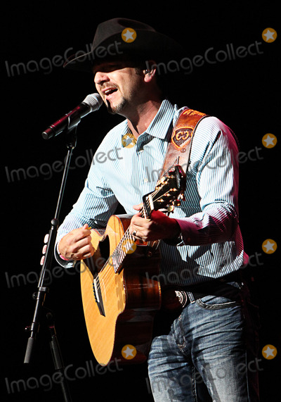 Josh Turner Photo - April 14 2012 - Atlanta GA - Family Man Craig Campbell opened for Josh Turner at the Cobb Energy Center in Atlanta GA Photo credit Dan HarrAdMedia