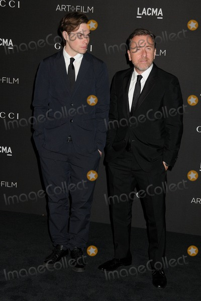 Tim Roth Photo - 1 November 2014 - Los Angeles California - Cormac Roth Tim Roth LACMA Art  Film Gala 2014 held at the LA County Museum of Art Photo Credit Byron PurvisAdMedia