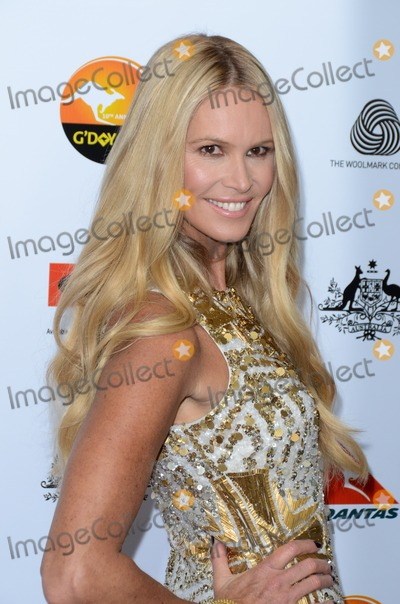Elle Macpherson Photo - 12 January 2013 - Los Angeles California - Elle Macpherson The GDay USA Black Tie Gala held at the the JW Marriot at LA Live  Photo Credit Tonya WiseAdMedia