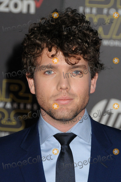 Austin Swift Photo - 14 December 2015 - Hollywood California - Austin Swift Star Wars The Force Awakens Los Angeles Premiere held at multiple theaters on Hollywood Blvd Photo Credit Byron PurvisAdMedia