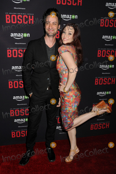 Annie Wersching Photo - 3 March 2016 - West Hollywood California - Stephen Full Annie Wersching Amazon Original Series Bosch Season 2 Premiere held at the Pacific Design Center Photo Credit Byron PurvisAdMedia