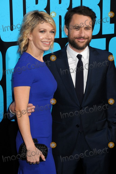Charlie Day Photo - 20 November 2014 - Hollywood California - Mary Elizabeth Ellis Charlie Day Horrible Bosses 2 Los Angeles Premiere held at the TCL Chinese Theatre Photo Credit Byron PurvisAdMedia