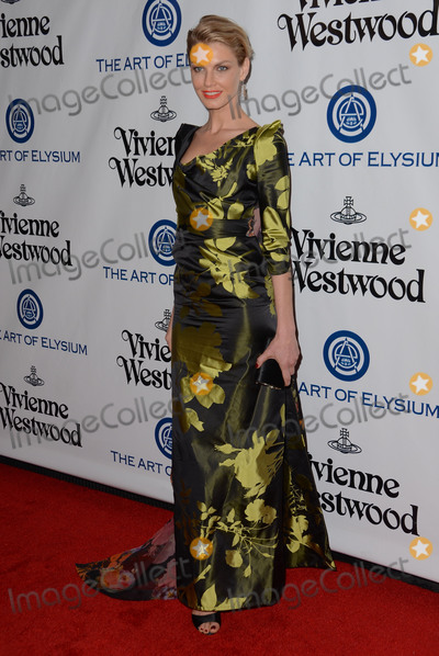 Angela Lindvall Photo - 09 January  - Los Angeles Ca - Angela Lindvall Arrivals for The Art of Elysiums Presents Vivienne Westwood  Andreas Kronthalers 2016 HEAVEN Gala held at 3Labs Photo Credit Birdie ThompsonAdMedia