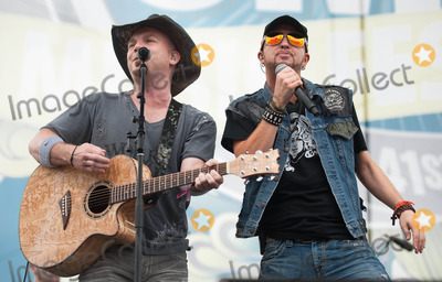 LoCash Cowboys Photo - 10 June 2012 - Nashville TN - LoCash Coyboys The LoCash Cowboys performs at the 2012 CMA Music Festival Riverfront Stage Photo Credit Ryan PavlovAdMedia