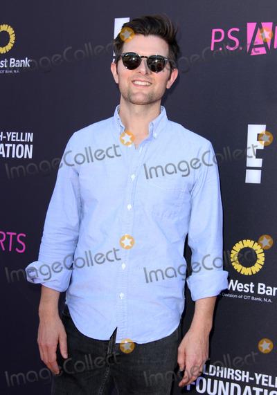 Adam Scott Photo - 13 November 2016 - Santa Monica California - Adam Scott PS ARTS Express Yourself Event held at Barker Hangar Photo Credit AdMedia
