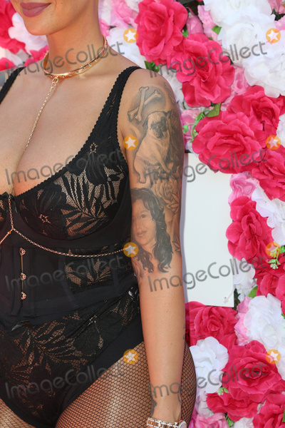 Amber Rose Photo - 01 October 2016 - Los Angeles California - Amber Rose Amber Rose SlutWalk 2016 held at at Pershing Square Photo Credit F SadouAdMedia