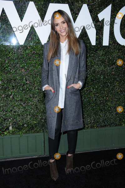 Jessica Alba Photo - 02 November 2016 - Los Angeles California Jessica Alba Who What Wear 10th Anniversary WWW10 Experience held at Melrose Place Photo Credit Birdie ThompsonAdMedia