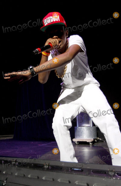 Young Marqus Photo - August 4 2012 - Atlanta GA - Teen hip-hop sensation Young Marqus performed as part of the 1 Girl Tour with Mindless Behavior at the Fox Theater in downtown Atlanta Photo credit Dan HarrAdMedia
