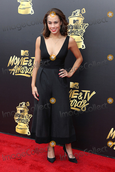 Alex Hudgens Photo - 07 May 2017 - Los Angeles California - Alex Hudgens 2017 MTV Movie Awards2017 MTV Movie And TV Awards held at the Shrine Auditorium Photo Credit AdMedia