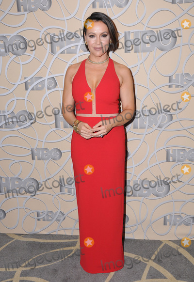 Alyssa Milano Photo - 08 January 2017 - Beverly Hills California - Alyssa Milano HBOs Official 2017 Golden Globe Awards After Party held at the Beverly Hilton Hotel Photo Credit Birdie ThompsonAdMedia