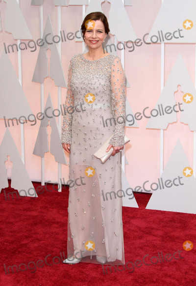Agata Kulesza Photo - 22 February 2015 - Hollywood California - Agata Kulesza 87th Annual Academy Awards presented by the Academy of Motion Picture Arts and Sciences held at the Dolby Theatre Photo Credit AdMedia