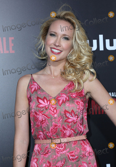 Anna Camp Photo - 25 April 2017 - Hollywood California - Anna Camp Los Angeles premiere of Hulus The Handmaids Tale held at ArcLight Hollywood Photo Credit AdMedia