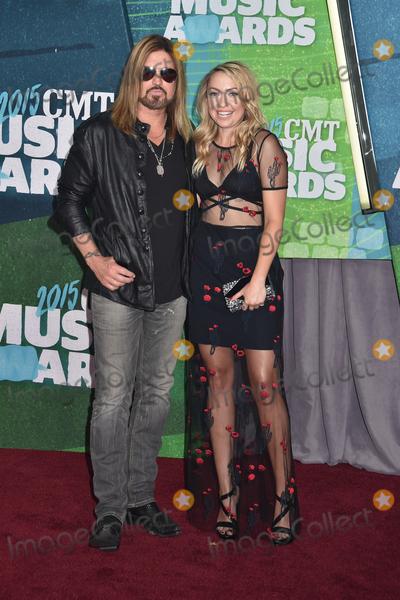 Brandi Cyrus Photo - 10 June 2015 - Nashville Tennessee - Billy Ray Cyrus Brandi Cyrus 2015 CMT Music Awards held at Bridgestone Arena Photo Credit Laura FarrAdMedia