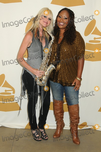Lalah Hathaway Photo - 30 July 2011 - Santa Monica California - Mindi Abair and Lalah Hathaway 2011 GRAMMY Block Party Charity Fundraiser for PATH held at The Recording Academy Photo Credit Byron PurvisAdMedia