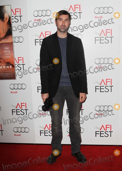 Aaron Munson Photo - 5 November 2012 - Hollywood California - Aaron Munson 2012 AFI FEST Presented By Audi - Rust And Bone  Held At The Graumans Chinese Theatre Photo Credit Kevan BrooksAdMedia