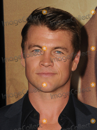 LUKE HEMSWORTH Photo - 11 April 2016 - Westwood California - Luke Hemsworth Arrivals for the American Premiere of Universal Pictures The HuntsmanWinters War held at Regency Theater Village Photo Credit Birdie ThompsonAdMedia