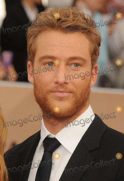 Alexander Fehling Photo - 30 January 2016 - Los Angeles California - Alexander Fehling 22nd Annual Screen Actors Guild Awards held at The Shrine Auditorium Photo Credit Byron PurvisAdMedia