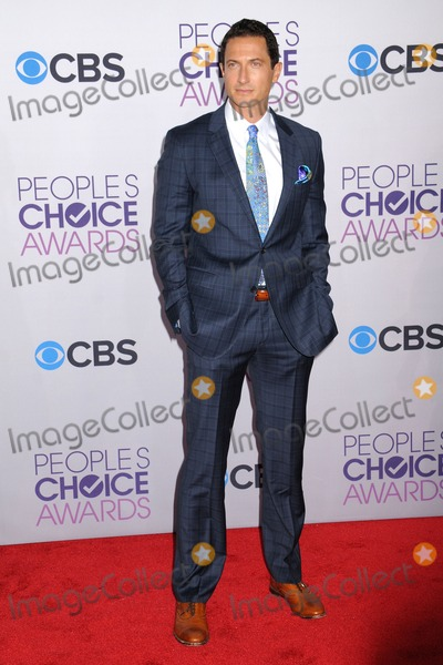Sasha Roiz Photo - 9 January 2013 - Los Angeles California - Sasha Roiz Peoples Choice Awards 2013 - Arrivals held at Nokia Theatre LA Live Photo Credit Byron PurvisAdMedia