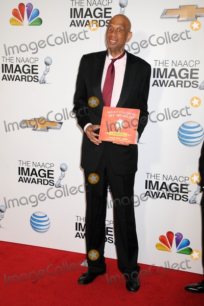 Kareem Abdul-Jabbar Photo - 1 February 2013 - Los Angeles California - Kareem Abdul-Jabbar 44th NAACP Image Awards - Arrivals held at the Shrine Auditorium Photo Credit Byron PurvisAdMedia