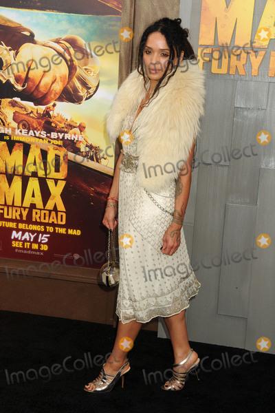 Lisa Bonet Photo - 7 May 2015 - Hollywood California - Lisa Bonet Mad Max Fury Road Los Angeles Premiere held at the TCL Chinese Theatre Photo Credit Byron PurvisAdMedia