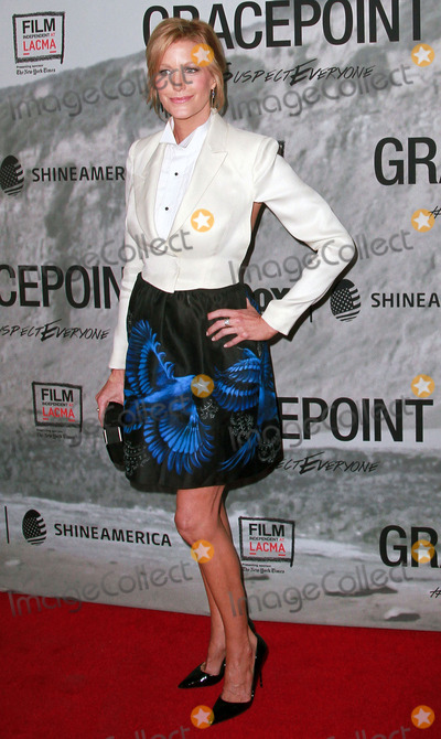 Anna Gunn Photo - 30 September 2014 - Los Angeles California - Anna Gunn Gracepoint Series Premiere held at the Iconic LACMA Museum Photo Credit Theresa BoucheAdMedia