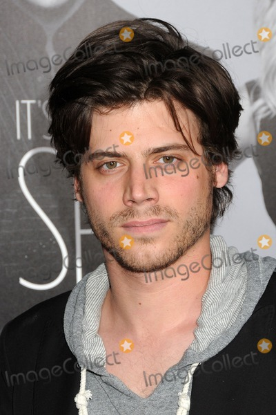 Francois Arnaud Photo - 8 February 2012 - Hollywood California - Francois Arnaud This Means War Los Angeles Premiere held at Graumans Chinese Theatre Photo Credit Byron PurvisAdMedia