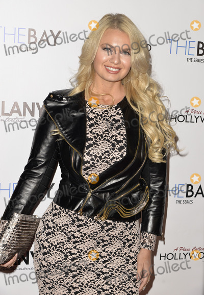 Angeline-Rose Troy Photo - 10 March 2016 - Hollywood California - Angeline-Rose Troy 5th Annual LANY Entertainment Mixer held at Saint Felix Hollywood Photo Credit Koi SojerAdMedia