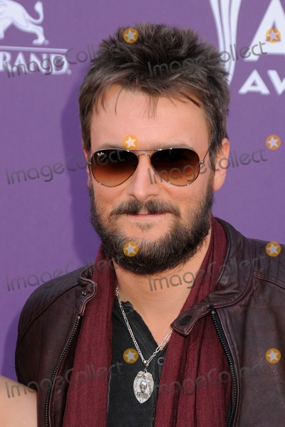 Eric Church Photo - 7 April 2013 - Las Vegas California - Eric Church 48th Annual Academy of Country Music Awards - Arrivals held at the MGM Grand Garden Arena Photo Credit Byron PurvisAdMedia