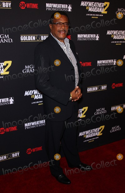 Judge Greg Mathis Photo - 13 September 2014 - Las Vegas Nevada - Judge Greg Mathis  Showtimes Mayhem Mayweather vs Maidana 2 VIP Pre-fight party at the MGM Grand Garden Arena  Photo Credit MJTAdMedia