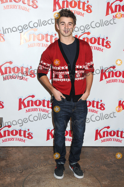 Jack Griffo Photo - 5 December 2015 - Buena Park California - Jack Griffo Snoopys Merriest Tree Lighting Event held at Knotts Berry Farm Photo Credit Byron PurvisAdMedia