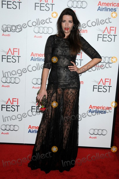 Anabela Moreira Photo - 3 November 2012 - Hollywood California - Anabela Moreira AFI FEST 2012 West of Memphis Special Screening held at Graumans Chinese Theatre Photo Credit Byron PurvisAdMedia
