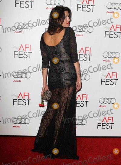 Anabella Moreira Photo - 3 November 2012 - Hollywood California - Anabella Moreira 2012 AFI Fest - On The Road - Centerpiece Gala Screening Held At The Graumans Chinese Theatre Photo Credit Kevan BrooksAdMedia