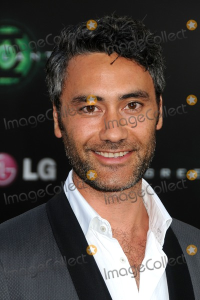 Taika Waititi Photo - 15 June 2011 - Hollywood California - Taika Waititi Green Lantern Los Angeles Premiere held at Graumans Chinese Theatre Photo Credit Byron PurvisAdMedia