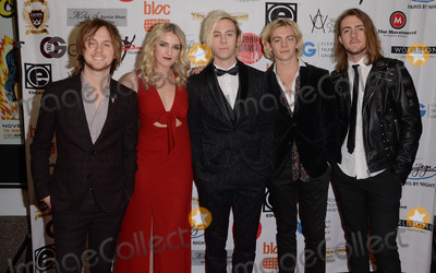 Riker Lynch Photo - 16 November - Hollywood Ca - R5 Rocky Lynch Rydel Lynch Ross Lynch Riker Lynch Ellington Ratliff Arrivals for the World Choreography Awards held at The Montalban Theater Photo Credit Birdie ThompsonAdMedia