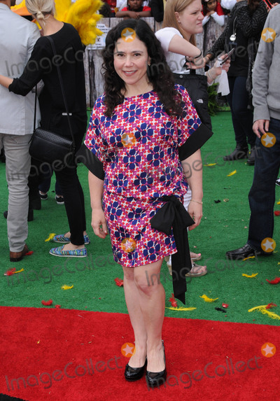 Alex Borstein Photo - 07 May 2016 -Westwood California - Alex Borstein Arrivals for the Los Angeles premiere of The Angry Birds Movie held at the Regency Village Theater Photo Credit Birdie ThompsonAdMedia