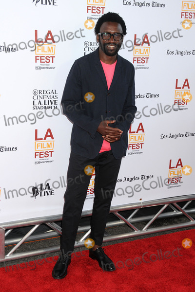 ANTHONY OKUNGBOWA Photo - 11 June 2014 - Los Angeles California - Anthony Okungbowa 20th Annual Los Angeles Film Festival Opening Night Premiere of Snowpiercer held at Regal Cinemas LA Live Photo Credit Byron PurvisAdMedia