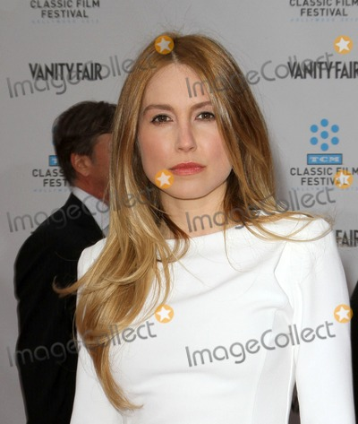 Sarah Carter Photo - 12 April 2012 - Hollywood California - Sarah Carter 2012 TCM Classic Film Festival Opening Night Gala Held at Graumans Chinese Theatre l Photo Credit Kevan BrooksAdMedia
