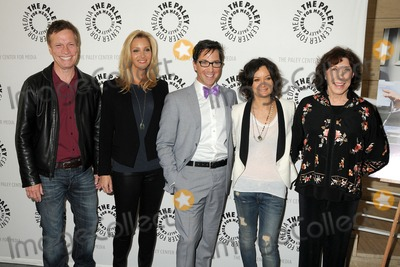 Sara Gilbert Photo - 16 July 2013 - Beverly Hills California - Don Roos Lisa Kudrow Dan Bucatinsky Sara Gilbert Lily Tomlin The Paley Center for Media Presents An Evening With Web Therapy held at The Paley Center Photo Credit Byron PurvisAdMedia
