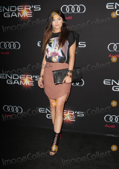 Kylie Jenner Photo - 28 October 2013 - Hollywood California - Kylie Jenner Enders Game - Los Angeles Premiere Held at The TCL Chinese Theatre Photo Credit Kevan BrooksAdMedia