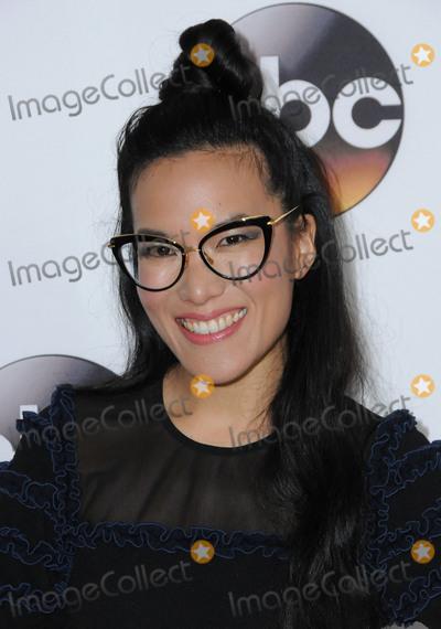 Ali Wong Photo - 10 January 2017 - Pasadena California - Ali Wong Disney ABC Television Group TCA Winter Press Tour 2017 held at the Langham Huntington Hotel Photo Credit Birdie ThompsonAdMedia